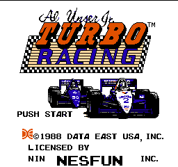 Al Unser Jr.`s Turbo Racing