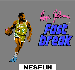 Magic Johnson`s Fast Break