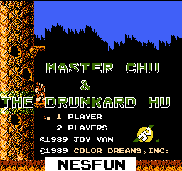 Master Chu & The Drunkard Hu