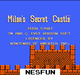 Milon`s Secret Castle