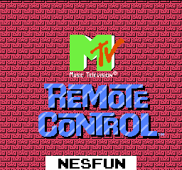MTV`s Remote Control