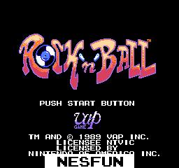 Rock `n` Ball