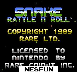 Snake Rattle`n Roll