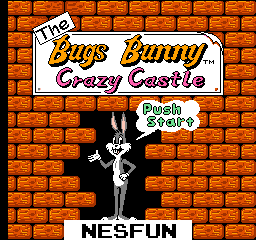 The Bugs Bunny Crazy Castle
