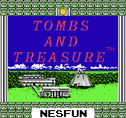 Tombs & Treasure