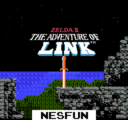 Zelda 2 - Adventure of Link